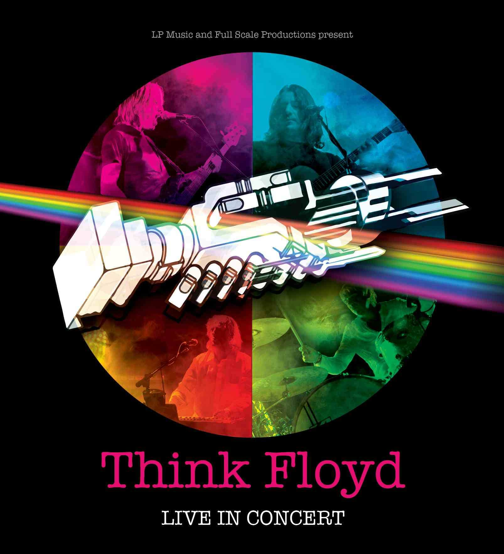 Think Floyd DVD