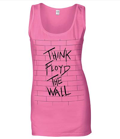The Wall Ladies Tank tee